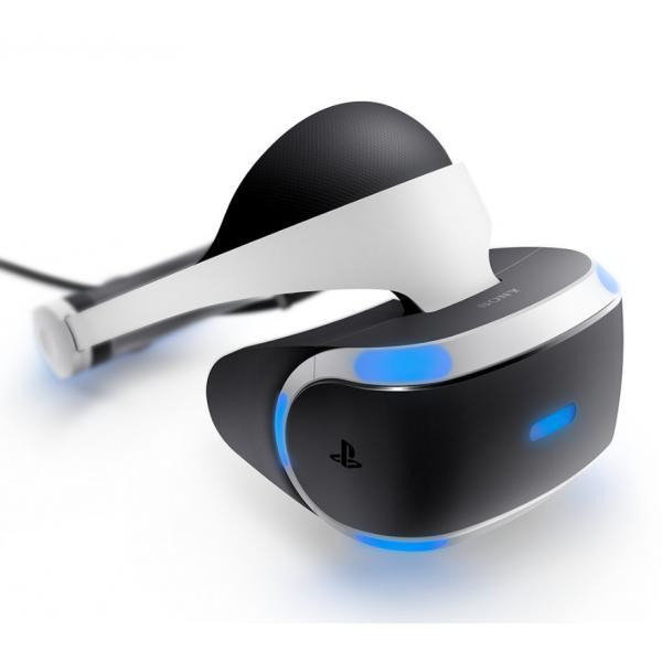 Sony PlayStation VR Dedicated head mounted display 610g Nero, Bianco 0711719844051 Sony PlayStation VR 04_90696350