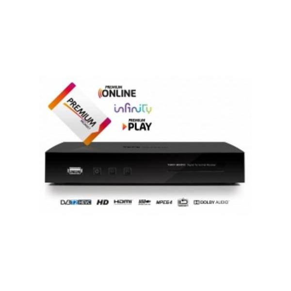 Telesystem TS8000 Terrestre Full HD set-top box TV 8051511390373 58010078 TP2_58010078