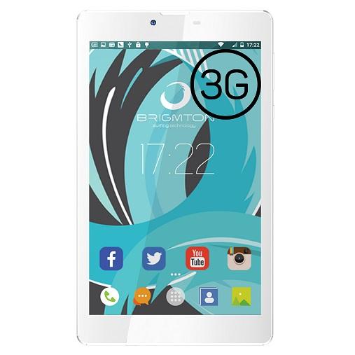 Brigmton BTPC-PH5 8GB 3G Bianco tablet 8425081016979  02_S0402586
