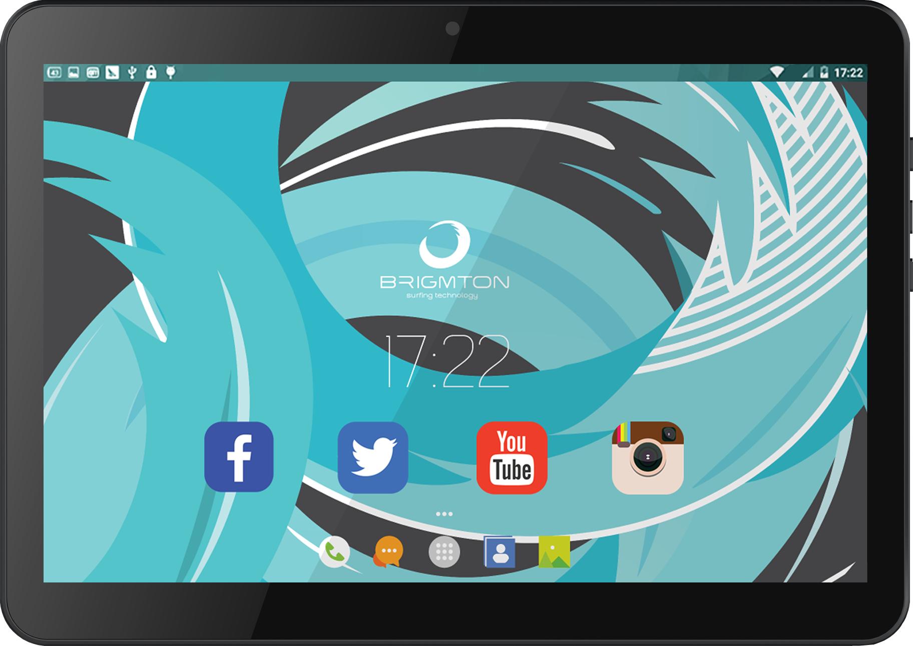 Brigmton BTPC-1021QC3G 16GB 3G Nero tablet 8425081017013  02_S0402585
