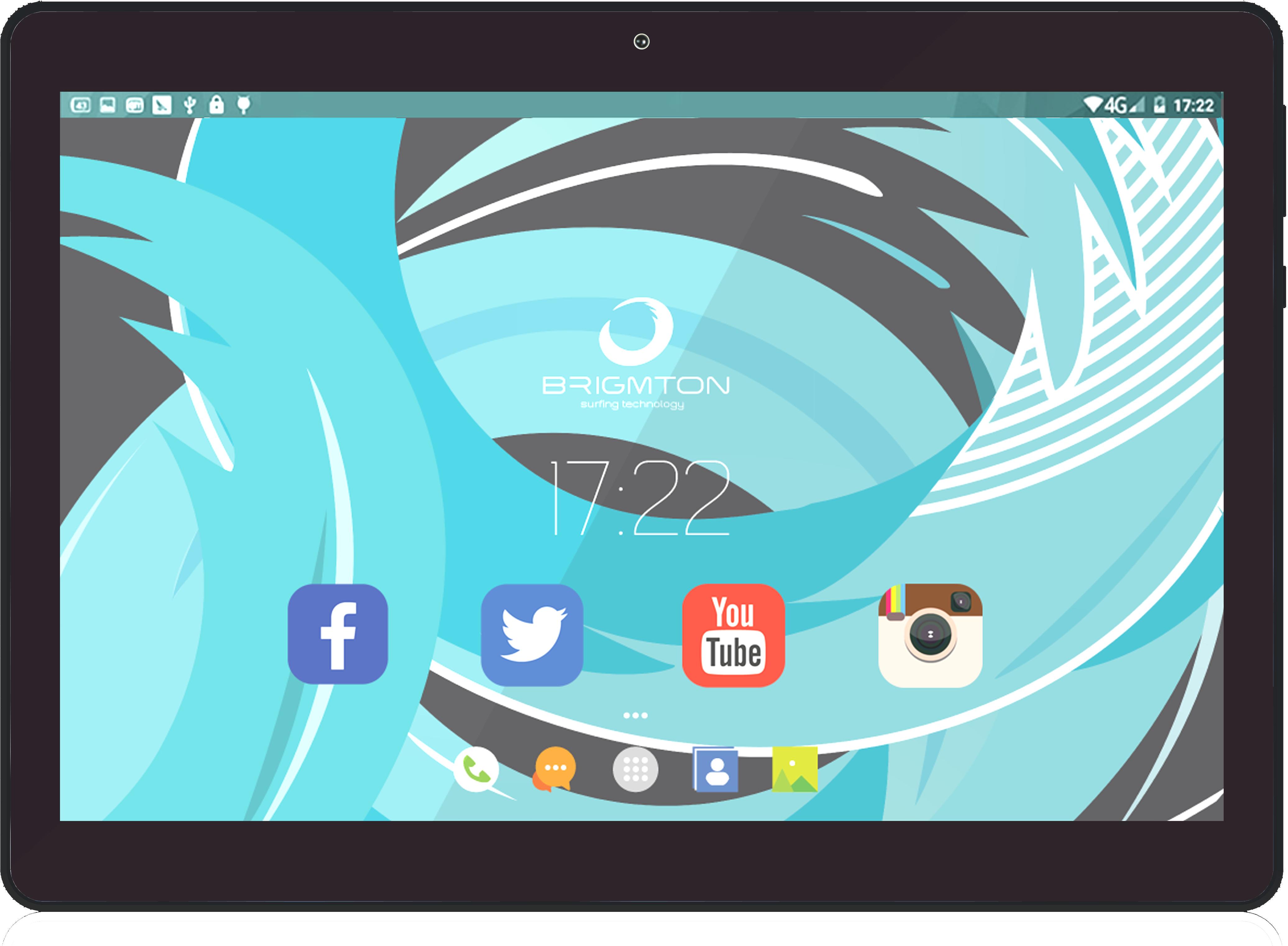 Brigmton BTPC-1019 16GB Nero tablet 8425081016665  02_S0402530