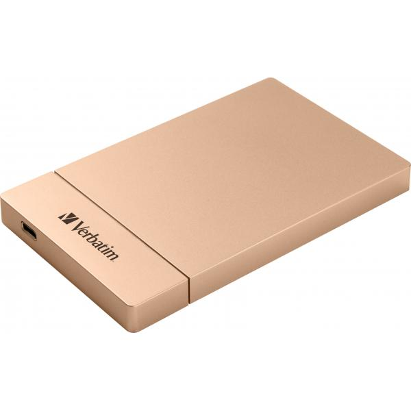 BOX ESTERNO VERBATIM HDD/SSD USB-C3.1 GEN2 2.5