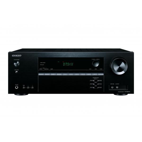 ONKYO TX-NR474 5.1canali Surround Compatibilità 3D Nero ricevitore AV 4573211152517  04_90695047