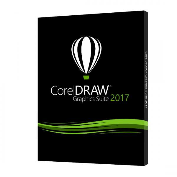 Corel Corel CorelDraw Graphics Suite 2017