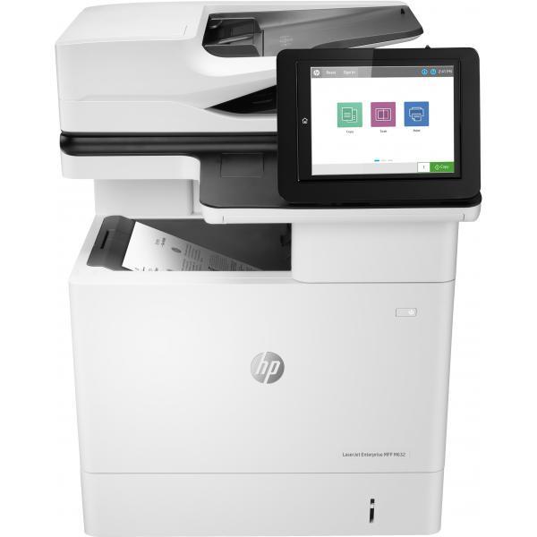 HP LaserJet Enterprise MFP M632h Prntr HP LJ Ent MFP M632h Prntr:EUR - J8J70A#B19