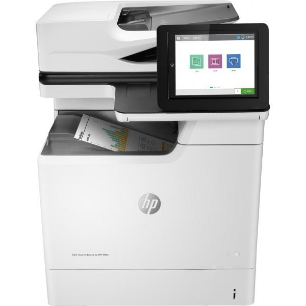 HP Color LaserJet Ent MFP M681dh Prntr HP Color LJ Ent MFP M681dh Prntr:EUR - J8A10A#B19