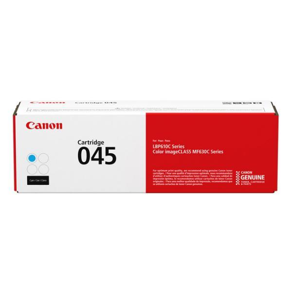Canon 045 Laser cartridge 1300pagine Ciano 4549292073638 1241C002 10_2422K89