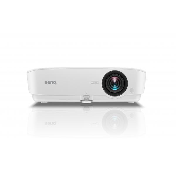 Benq MS531 Proiettore desktop 3300ANSI lumen DLP SVGA (800x600) Compatibilità 3D Bianco videoproiettore 4718755068225 9H.JG777.33E 10_M353197