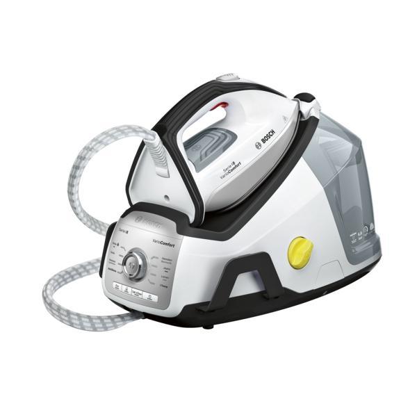 Bosch Serie 8 TDS8030DE 2400W 1.8L Ceranium Glissée Pro Nero, Grigio, Bianco ferro da stiro a caldaia 4242005038510 TDS8030DE 04_90686884