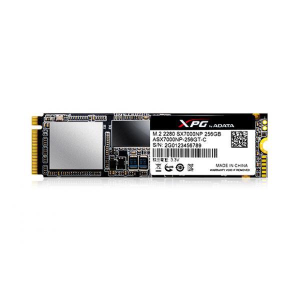 ADATA SX7000NP PCI Express 3.0 4713218460271 ASX7000NP-256GT-C 14_ASX7000NP-256GT-C