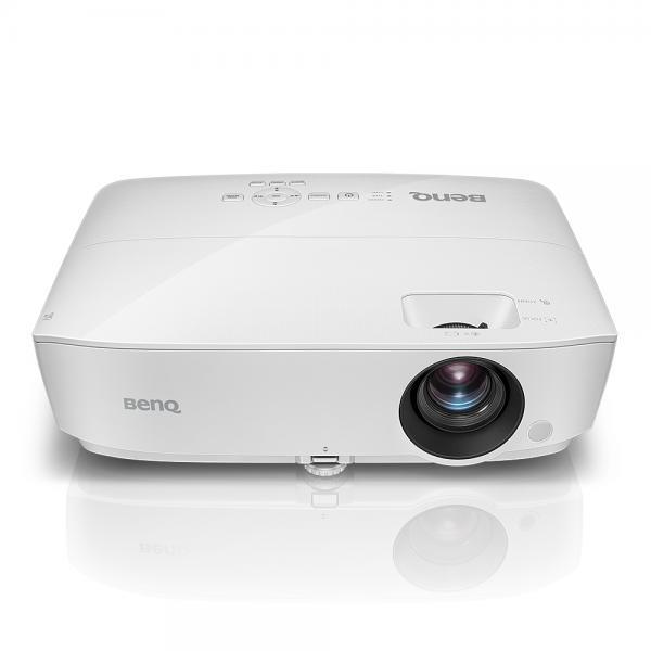 Benq TW533 Proiettore desktop 3300ANSI lumen DLP WXGA (1280x800) Compatibilità 3D Bianco videoproiettore 4718755069475 9H.JG877.34E 10_M353195