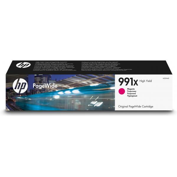 HP 991X Magenta Original PageWide Crtg - M0J94AE