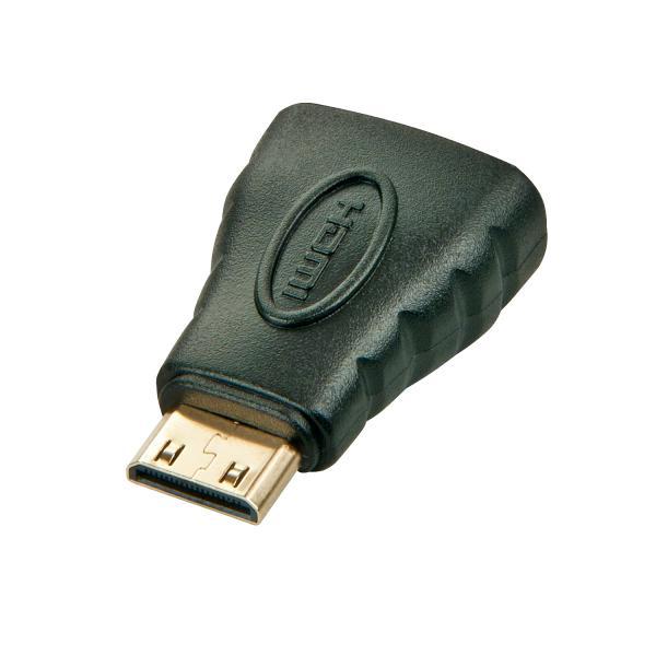 Adattatore HDMI Tipo A Femmina a Mini HDMI Tipo C Maschio