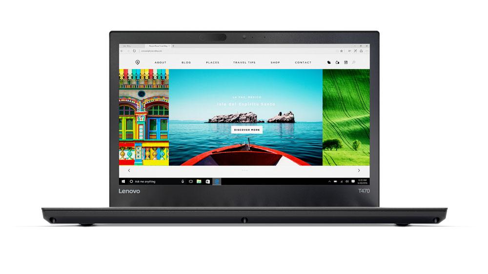 Lenovo ThinkPad T470 2.50GHz i5-7200U 14