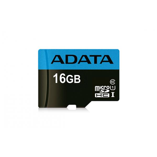 ADATA Premier 16GB MicroSDXC UHS-I Classe 10 memoria flash 5-6gg Lavorativi (da Ordinare)