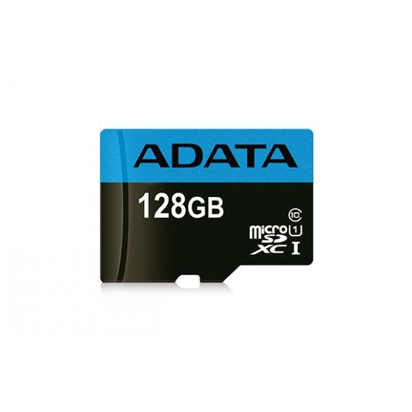 ADATA Premier 128GB MicroSDXC UHS-I Classe 10 memoria flash 5-6gg Lavorativi (da Ordinare)