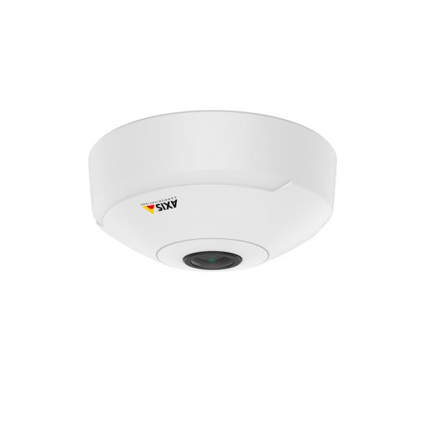 Axis M3048-P IP security camera Cupola Bianco 7331021054479 01004-001 TP2_01004-001