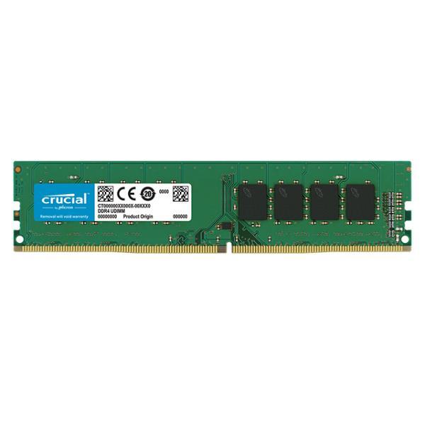16GB (1x16GB) Crucial DDR4-2666 CL19 RAM Speicher
