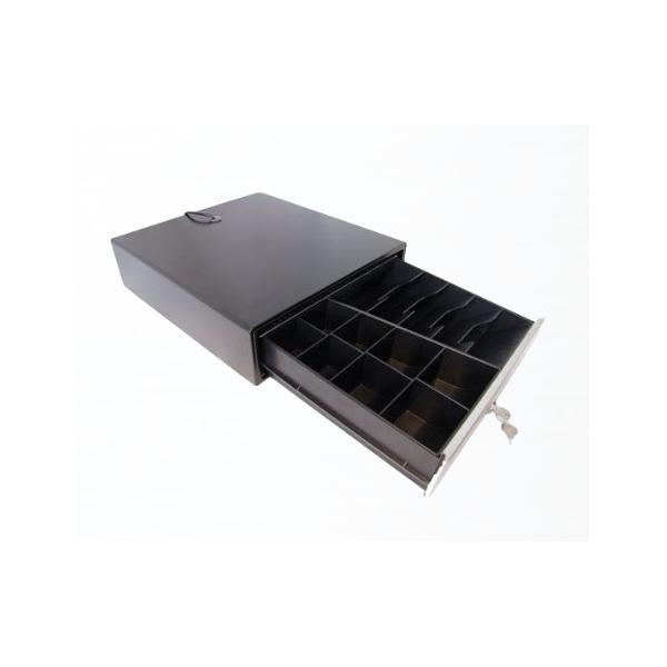 APG Cash Drawer ECD330-BLK Electronic cash drawer cassetto per contanti 5711783508229 ECD330-BLK 10_1R80141
