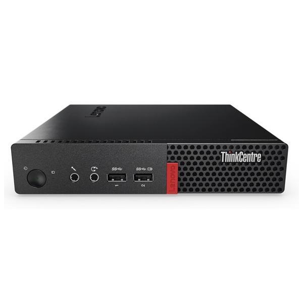 Lenovo ThinkCentre M710 2.4GHz i5-7400T PC di dimensione 1L Nero Mini PC 0191200836831 10MR000TIX 03_10MR000TIX