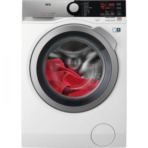 AEG L7FE76695 Libera installazione Carica frontale 9kg 1600Giri/min A+++ Bianco lavatrice 7332543480029 914550404 04_90680431