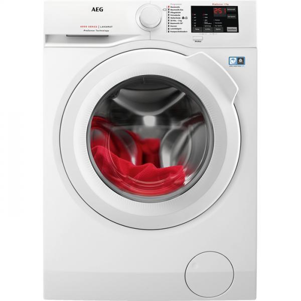 AEG L6FB50470 Libera installazione Carica frontale 7kg 1400Giri/min A+++ Bianco lavatrice 7332543536320 914913422 04_90707629