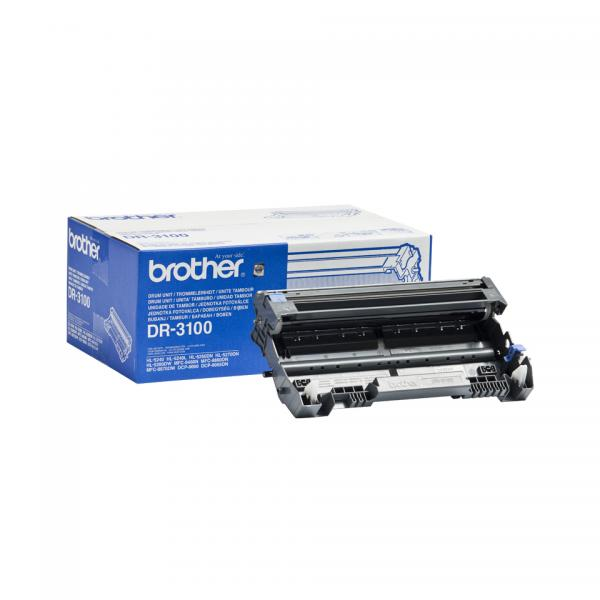 Brother DR3100 Kit tamburo, 25.000 Pagine/5% per Brother HL 5240