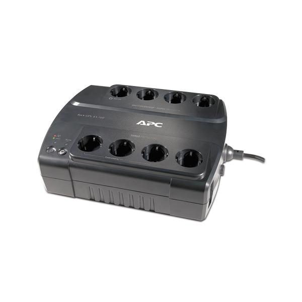 APC APC Power-Saving Back-UPS ES 8 Outlet 700VA 230V CEI 23-16/VII gruppo di continuità (UPS)