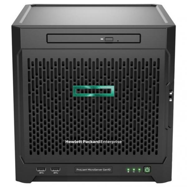 Hewlett Packard Enterprise ProLiant MicroServer Gen10 1.6GHz 200W Ultra Micro Tower server 4549821091225 873830-421 14_873830-421