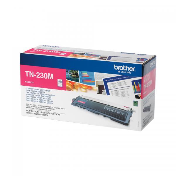 Brother TN-230M Laser cartridge 1400pagine Magenta cartuccia toner e laser 4977766666978 TN-230M 14_TN230M
