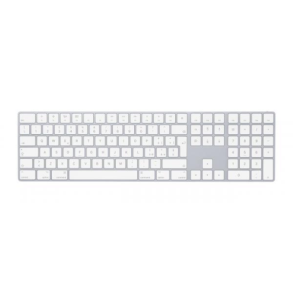 Apple Magic Bluetooth QWERTY Italiano Bianco tastiera 0190198383501 MQ052T/A 10_479LZ67