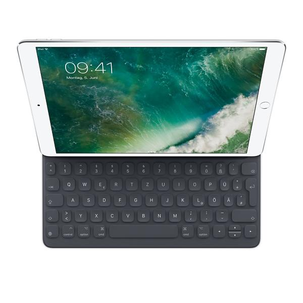 Apple Smart tastiera per dispositivo mobile Tedesco Nero Smart Connector