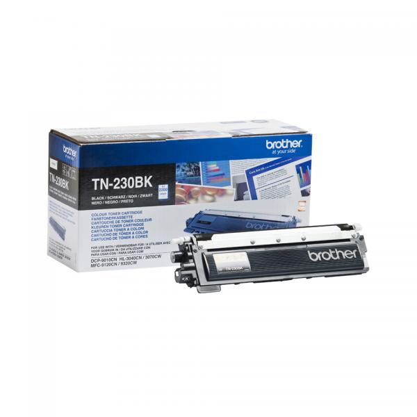 Brother TN-230BK 2200pagine Nero cartuccia toner e laser 4977766666954 TN-230BK 14_TN230BK
