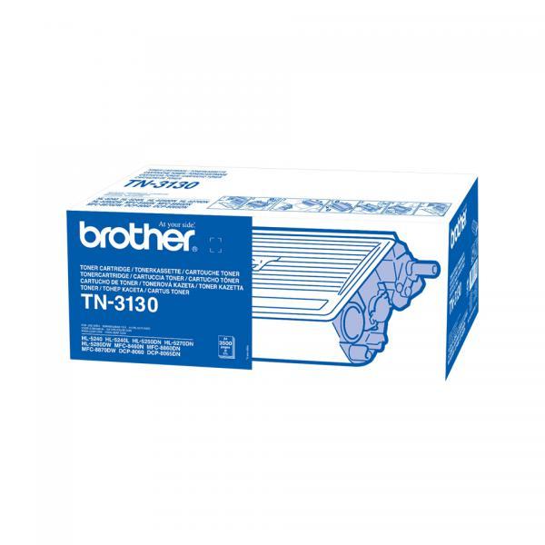 Brother TN3130 3500pagine Nero 4977766636704 TN3130 10_5831800