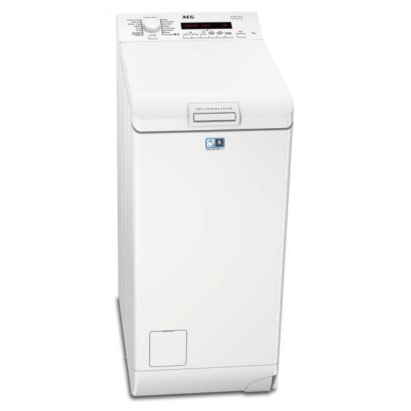 AEG L71272TL Libera installazione Caricamento dall'alto 7kg 1200Giri/min A+++ Bianco lavatrice  L71272TL TP2_L71272TL