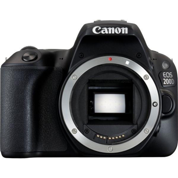 Canon EOS 200D Corpo della fotocamera SLR 24.2MP CMOS 6000 x 4000Pixel Nero 4549292091328 2250C001 08_2250C001