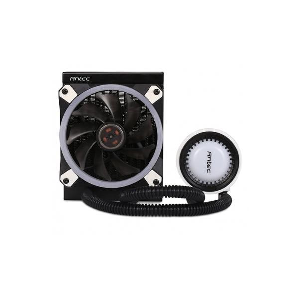 Antec Mercury 120 Processore raffredamento dell'acqua e freon 0761345109833 0-761345-10983-3 TP2_DISSIPATOREM120