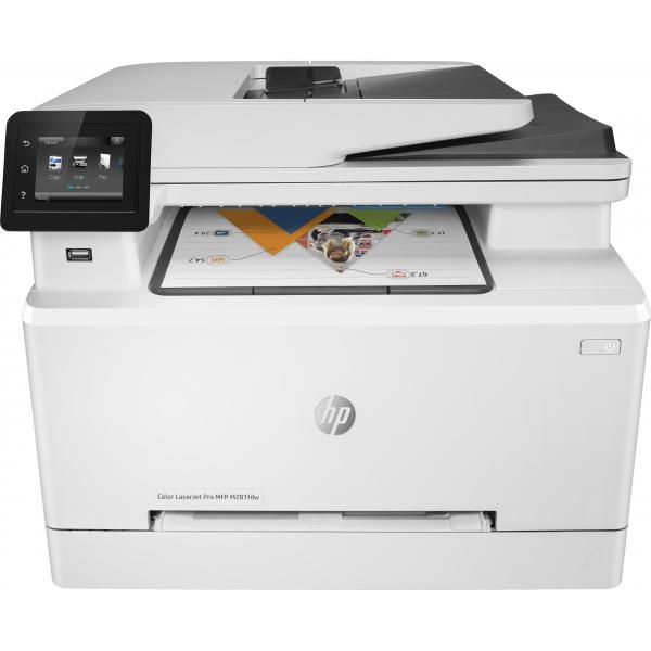 HP Color LaserJet Pro MFP M281fdw Prntr HP Color LJ Pro MFP M281fdw Prntr:EU - T6B82A#B19