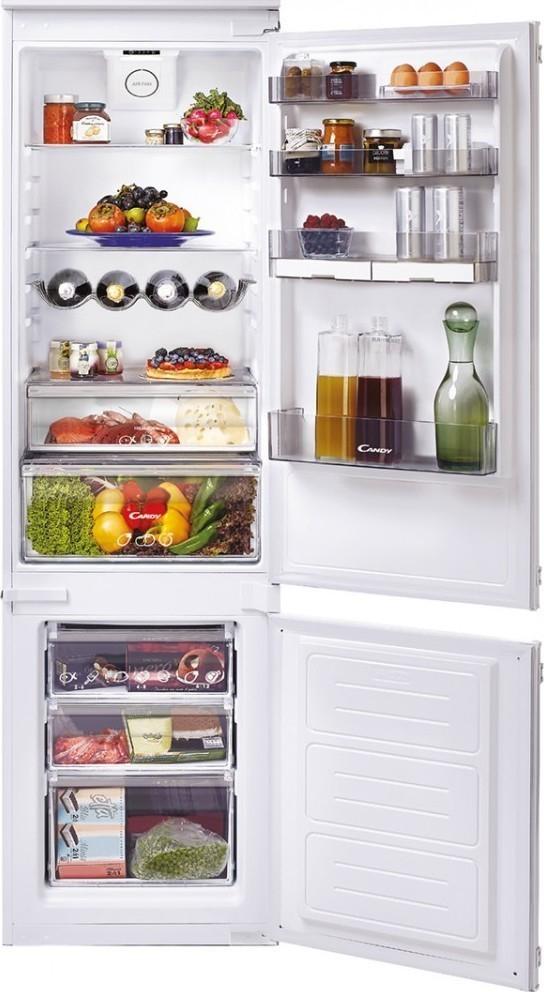 Candy CKBBS 184 FT Incasso 266L A++ Bianco frigorifero con congelatore 8016361917620 34900437 08_34900437