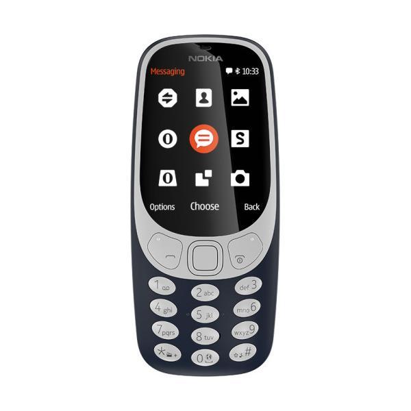 CELLULARE NOKIA 3310 A00028238 Dark Blue 2,4