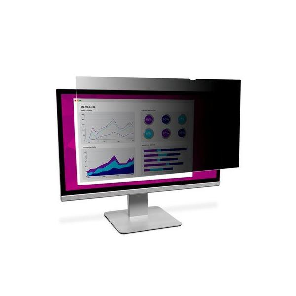 3M Filtro High Clarity Privacy per monitor widescreen da 23