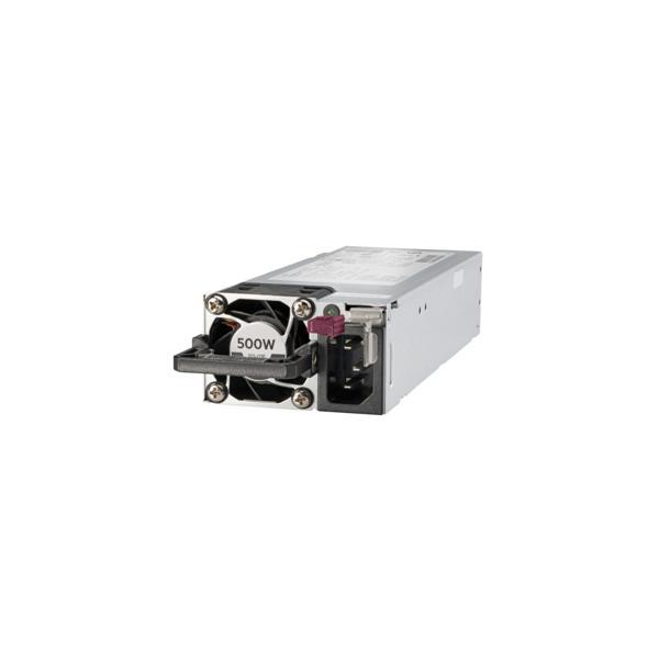 HPE 500W FS Plat Ht Plg LH Pwr Sply Kit - 865408-B21