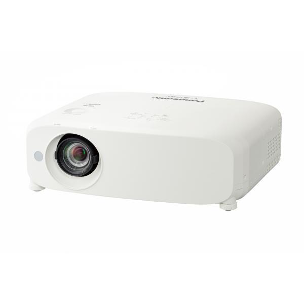 Panasonic PT-VZ580 videoproiettore 5000 ANSI lumen LCD WUXGA (1920x1200) Proiettore desktop Bianco