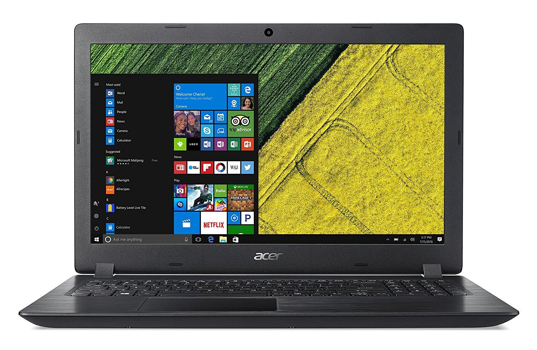 Acer Aspire A315-51-331E 2GHz i3-6006U 15.6