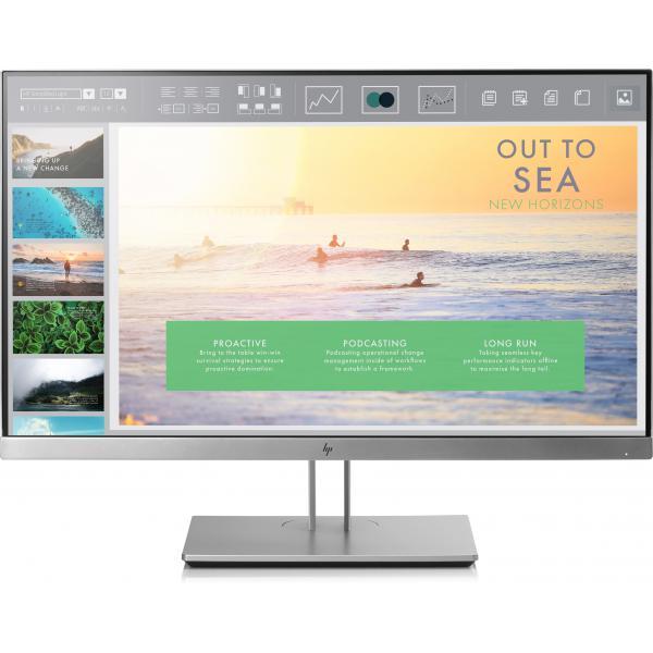 HP EliteDisplay E233 Monitor Europe - English localization - 1FH46AA#ABB