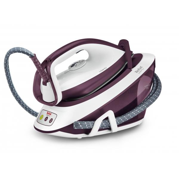 Tefal Liberty SV7010 2200W 1.5L Ceramica Viola, Bianco ferro da stiro a caldaia 3121040065938 SV7010 04_90707330