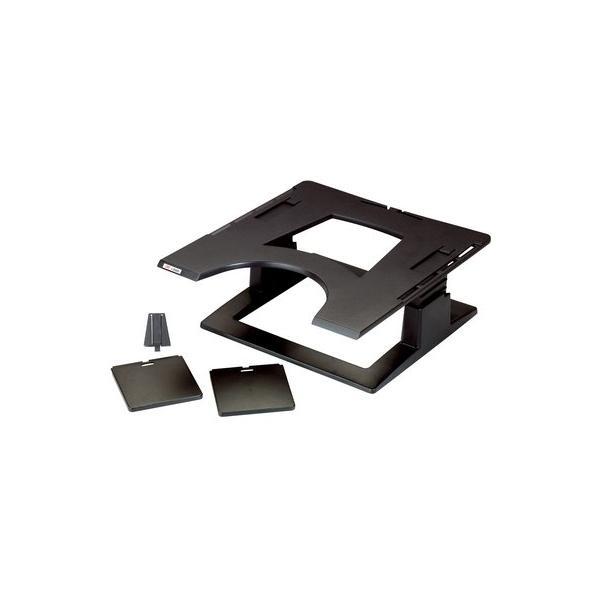 3M 7000080735 supporto per notebook Notebook stand Black