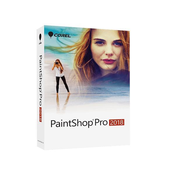 Corel PaintShop Pro 2018 0735163151084 PSP2018MLMBEU 10_185F811