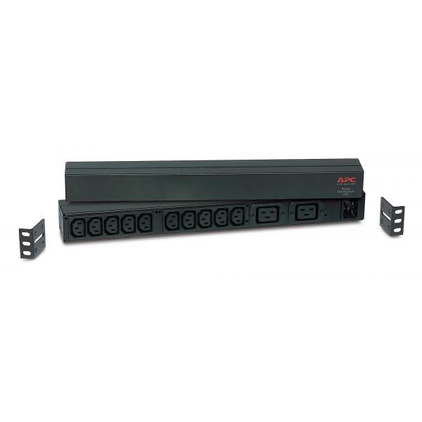 APC RACK PDU BASIC 1 U 16A 230V Nero unità di distribuzione dell'energia (PDU) 0731304123521 AP9559 10_2701221