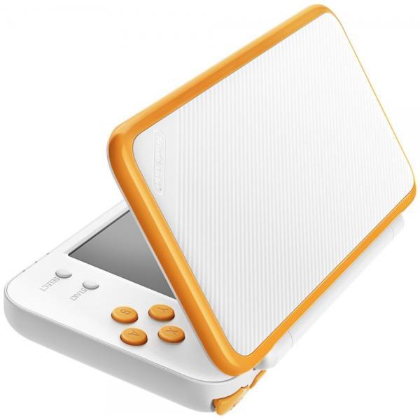 Console New 2DS XL Bianco / Arancione